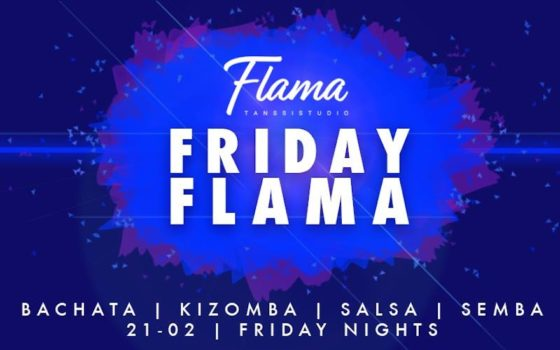 Friday Flama Is Here Again!