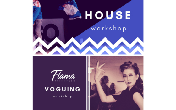 Fabulous Voguing and House Intensive Courses at Flama!