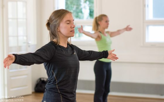 Contemporary Dance and Movement Improvisation Workshops on Sunday, October 7