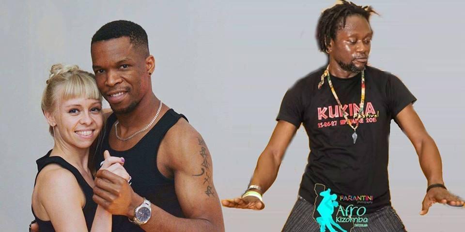 Kizomba & Afro Saturday la 12. toukokuuta