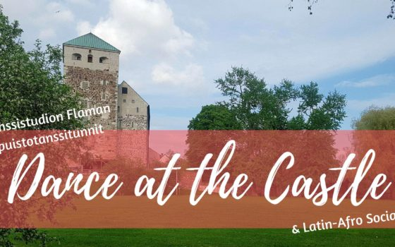 Flama's Park Dances Start this Sunday: Dance at the Castle Tomorrow, June 3