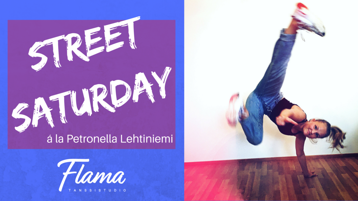 Street Saturday la 21.7. ja Show Sunday su 22.7.