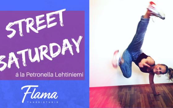 Street Saturday la 21.7. ja Show Sunday su 22.7.