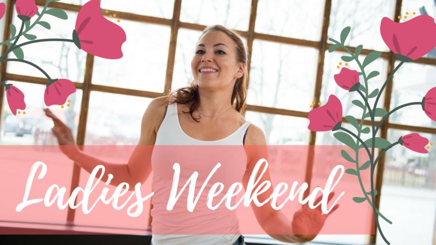 Ladies Weekend 9.–10.6. Flamassa