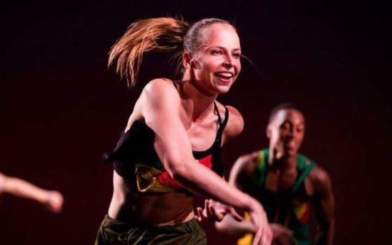 A proper way to end Autumn Season: dance workshops with Elina Valtonen on 15th of December.