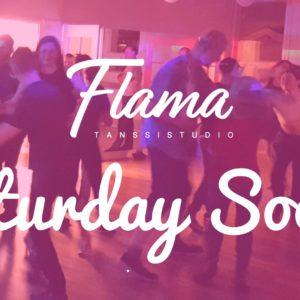 Saturday Social: Salsa, bachata & kizomba lauantaina 6. lokakuuta