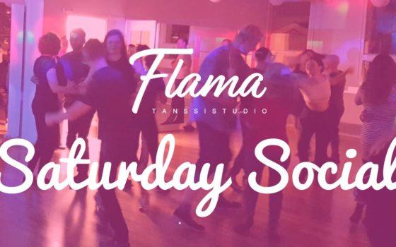 Saturday Social: Salsa, Bachata & Kizomba on Saturday, October 6