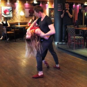 Pinja & Rado: Sensual Bachata Workshops, January 26