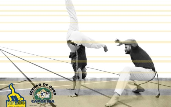 Capoeira for beginners  on Sunday, December 9