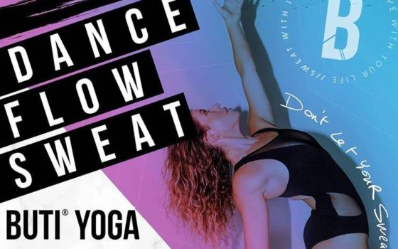 Buti Yoga -workshop lauantaina 19. tammikuuta