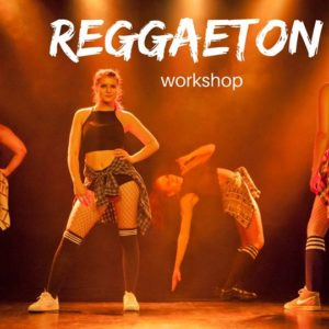 Reggaeton Beginners Intensive Course on Sunday January 20