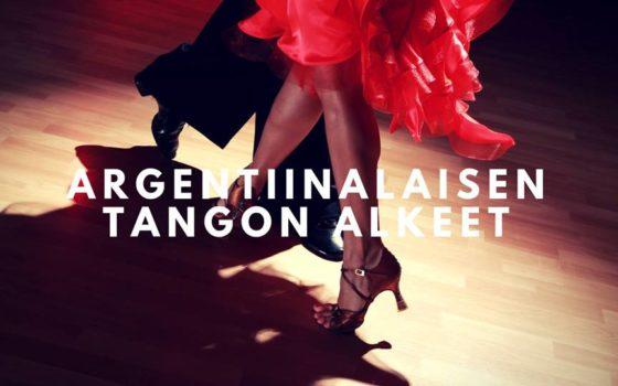 Argentiinalaisen tangon alkeistiiviskurssi 2.–3. helmikuuta